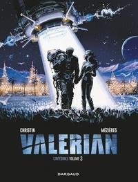 Pierre Christin et Jean-Claude Mézières - Valérian L'intégrale tome 3 : .