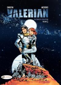 Pierre Christin et Jean-Claude Mézières - Valérian  : The Complete Collection - Volume 1.