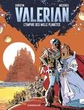 Pierre Christin et Jean-Claude Mézières - Valérian Tome 2 : Empire des mille planètes.