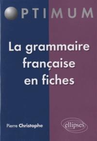 La grammaire française en fiches.pdf