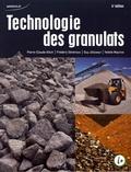 Pierre-Claude Aitcin et Frédéric Généreux - Technologie des granulats.
