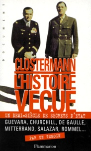 Pierre Clostermann - .