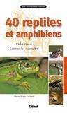 Pierre Cochard - 40 reptiles et amphibiens.