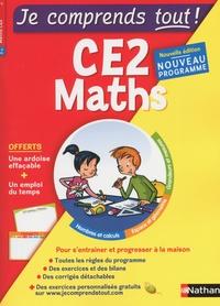 Pierre Colin et Pierre-Louis Glaser - Mathématiques CE2 Je comprends tout !.