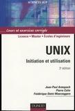 Pierre Colin et Jean-Paul Armspach - Unix - Initiation et utilisation.