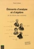 Pierre Colmez - Eléments d'analyse et d'algèbre (et de théorie des nombres).