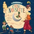 Pierre Coran et Delphine Jacquot - Casse Noisette. 1 CD audio
