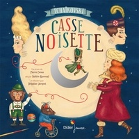 Pierre Coran et Delphine Jacquot - Casse-Noisette. 1 CD audio