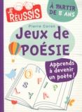 Pierre Coran - Jeux de poésie - A partir de 8 ans.