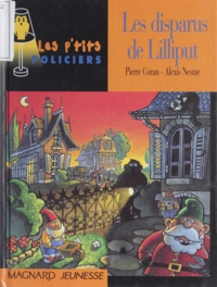 Pierre Coran - Les disparus de Lilliput.