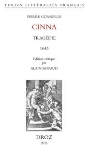 Pierre Corneille - Cinna - Tragédie (1643).