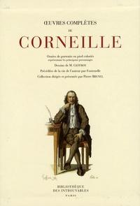 Pierre Corneille - Oeuvres complètes de Corneille.