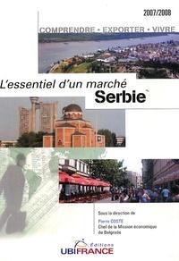 Pierre Coste - Serbie.