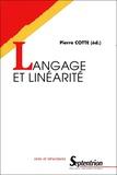 Pierre Cotte - Langage et linéarité.