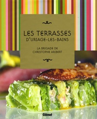 Pierre Couderc et Pierrick Jégu - Les Terrasses d'Uriage-les-Bains - La brigade de Christophe Aribert.