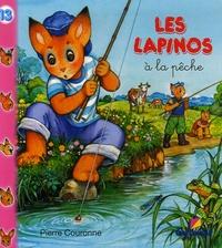 Pierre Couronne - Les Lapinos à la pêche.