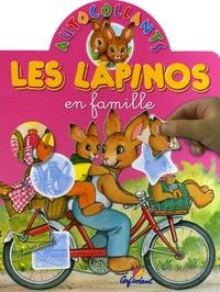 Pierre Couronne et Jacques Beaumont - Les Lapinos en famille.