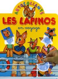 Pierre Couronne et Jacques Beaumont - Les Lapinos en voyage.