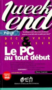 Le PC au tout début - Pierre Courtois   Showmesound.org
