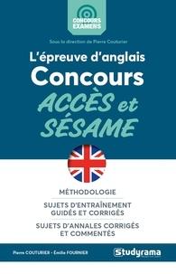 Ucareoutplacement.be L'épreuve d'anglais aux concours Accès et Sésame Image