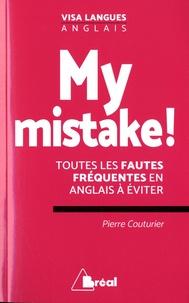 Pierre Couturier - Les fautes fréquentes en anglais.