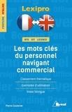 Pierre Couturier - Les mots clés du personnel naviguant commercial.