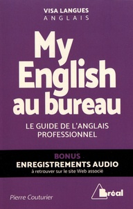 Pierre Couturier - My English au bureau.