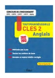 Pierre Couturier - Tout pour réussir le CLES 2 Anglais.