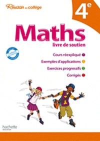 Corridashivernales.be Maths 4e - Livre de soutien Image