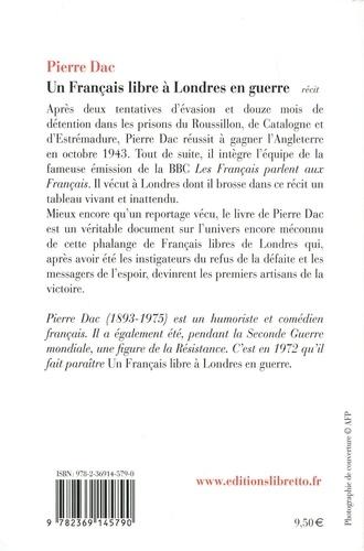 Un Français libre à Londres en guerre
