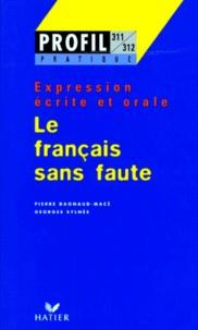 Pierre Dagnaud-Mace et Georges Sylnès - .