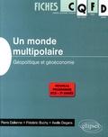 Pierre Dallenne et Frédéric Buchy - Un monde multipolaire - Géopolitique et géoéconomie.