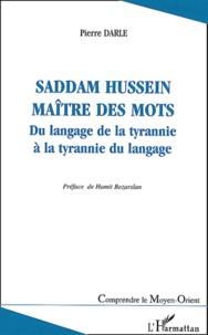 Saddam Hussein, maître des mots - Du langage de la tyrannie à la tyrannie du langage.pdf