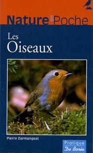 Pierre Darmangeat - Les Oiseaux.