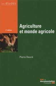 Pierre Daucé - Agriculture et monde agricole.
