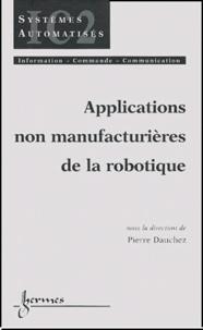 Histoiresdenlire.be Applications non manufacturières de la robotique Image