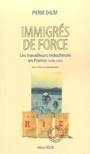 Histoiresdenlire.be Immigrés de force - Les travailleurs indochinois en France (1939-1952) Image