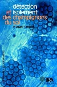 Deedr.fr Détection et isolement des champignons du sol Image