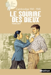 Pierre Davy - Le sourire des dieux - Cambodge 1941-1945.