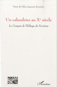 Un calendrier au Xe siècle - Le Comput de lAbbaye de Ferrières.pdf