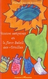 Pierre de Joinville Lima - Quatre compères et la fleur soleil des Antilles.