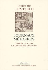 Birrascarampola.it Journaux mémoires - Tome 3, La dictature des Sèzes Image