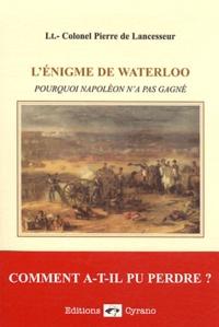 Alixetmika.fr L'énigme de Waterloo - Pourquoi Napoléon n'a pas gagné Image