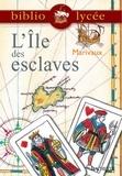 Pierre de Marivaux et Isabelle de Lisle - Bibliolycée - L'Ile des esclaves.