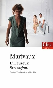Ebooks pour mobile téléchargement gratuit pdf L'heureux stratagème en francais par Pierre de Marivaux