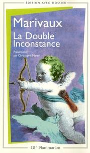 Ebook Android télécharger pdf La Double Inconstance 9782080709523  par Pierre de Marivaux (French Edition)