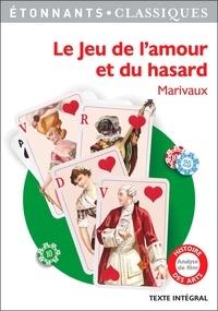 Pierre de Marivaux - Le jeu de l'amour et du hasard.