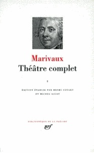 Pierre de Marivaux - Théâtre complet. - Tome 2.