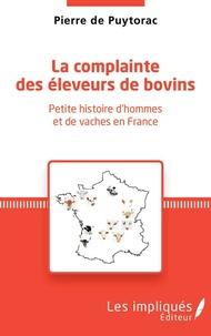 La complainte des éleveurs de bovin - Petite histoire dhommes et de vaches en France.pdf