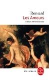 Pierre de Ronsard - Les amours. et Les folastries - 1552-1560.